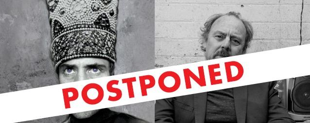 Postponed | King Curly + Dan Tuffy (Double Bill) | The Baroque Room