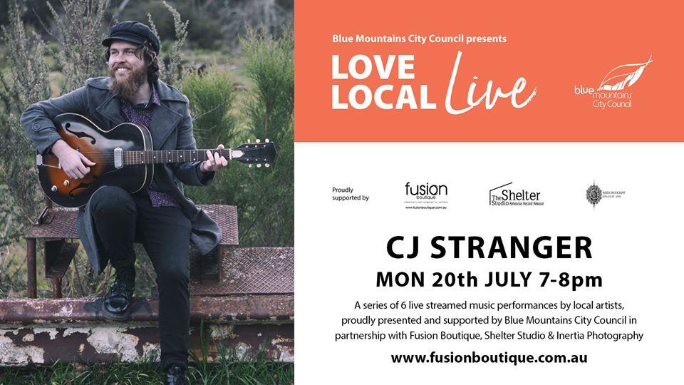 CJ Stranger | Love Local Live