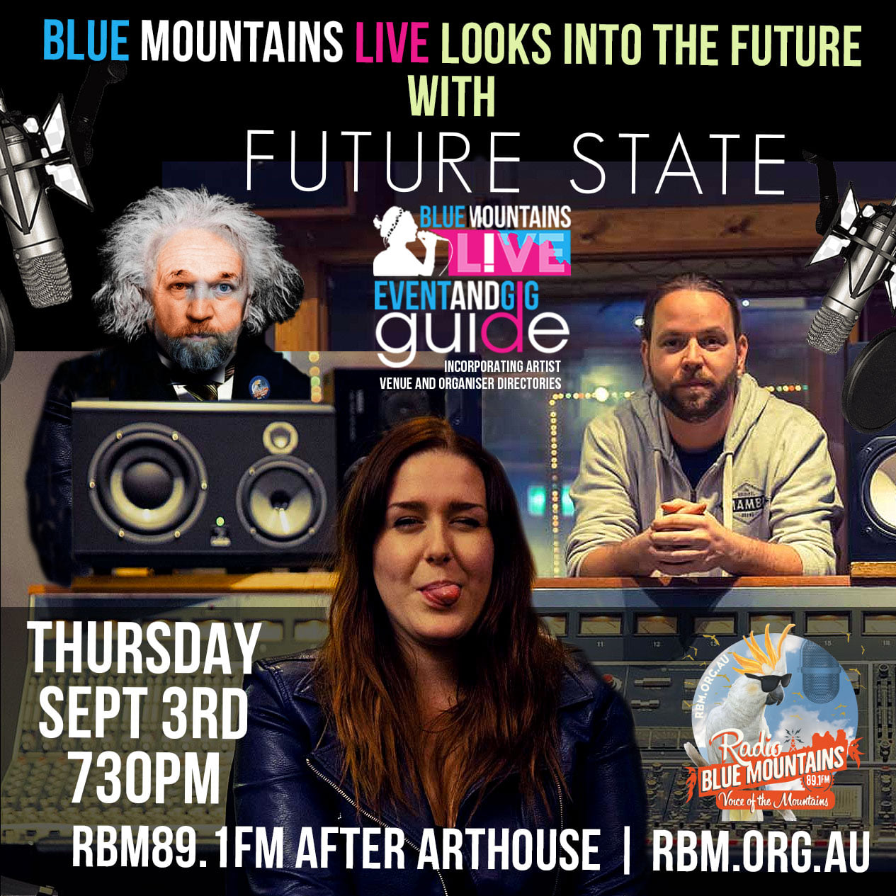 Blue Mountains Live | Future State release new single 'Autumn' Sept 3rd