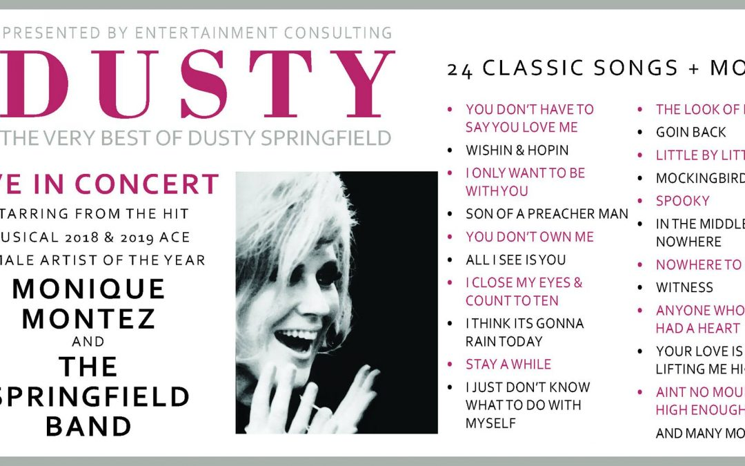 Dusty The Concert | Blue Mountains Theatre and Community Hub