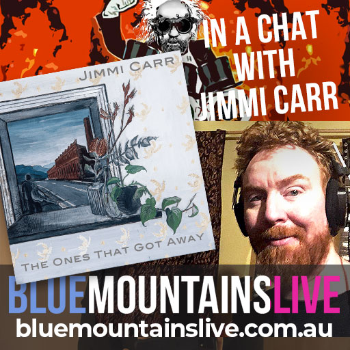 Blue Mountains Live | Jimmi Carr and the release of 'The Ones That Got Away (Rare & Remixed)'