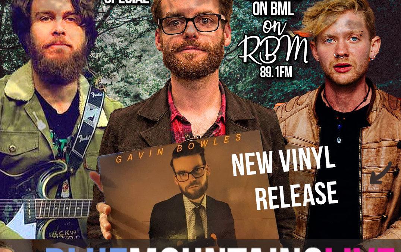 Blue Mountains Live | Gavin Bowles, CJ Stranger and Willem Sherlock Roorda Live in Studio!