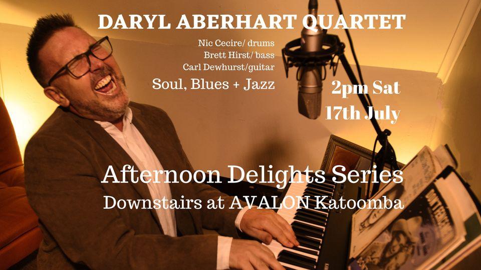 Daryl Aberhart Quartet | Afternoon Delights