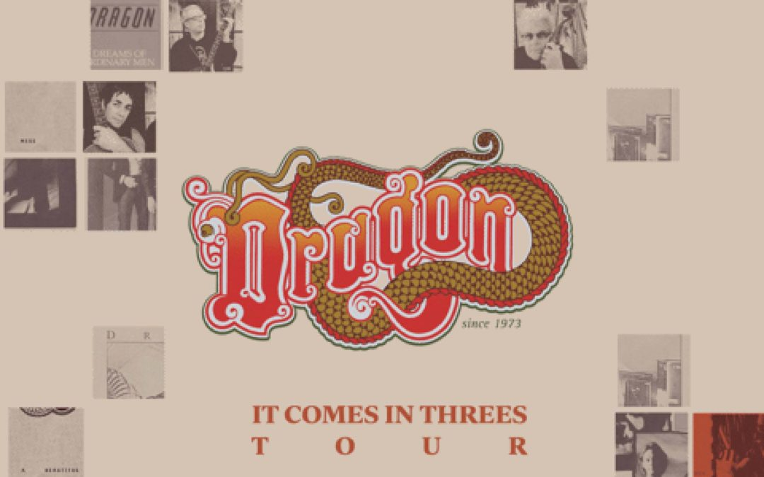 Dragon – It Comes In Threes Tour   Blue Mountains Theatre and Community Hub