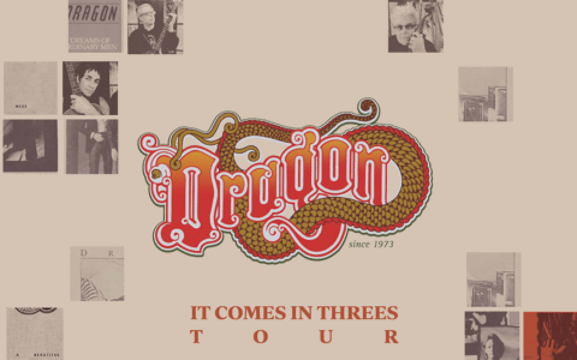 Dragon - It Comes In Threes Tour | Blue Mountains Theatre and Community Hub